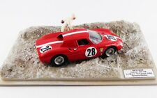 FERRARI 250 LM - Le Mans 1965 - Spoerry / Boller 1/43 Best 9608 Made in Italy