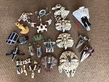 Hasbro Star Wars Transformers Crossovers Lot