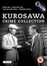 KUROSAWA - CRIMINE Collection (4 FILM) DVD NUOVO DVD (bfivd934)