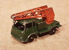 Jouet véhicule camion grue  A Budgie Model  n°22