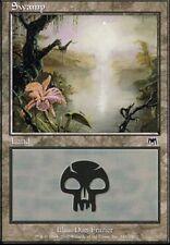▼▲▼ 4x Marais (Swamp)  Carnage #341 FRENCH MTG  Magic