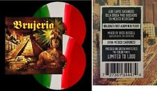 Brujeria - Pocho Aztlan TRI COLOR 2LP VINYL Limited SEALED 2 LP green white red