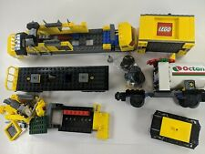 Lego City Lot of Train Parts- Train Wheels, Bases, Bumper Magnets, Etc.