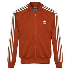 Adidas Superstar TT Originals Trefoil hombres chaqueta de Chándal Foxred m