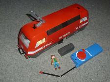 Playmobil ferrocarril de 4010 con FB, compartimento