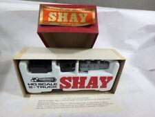 MINT IN BOX VINTAGE HO Roundhouse Shay KIT # 360 LOCOMOTIVE