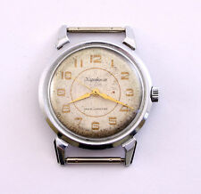 1950's RARE Original Kirovskie 1st Moscow Watch Factory USSR Soviet wrist watch