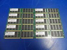 Lot of 10x Dell OptiPlex ProMOS 256MB DDR V826632K24SCTG-D3 PC3200U-3033-A0