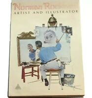Norman Rockwell Artist and Illustrator T.S. Buechner Abrams 1970 FIRST EDITION