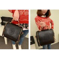 Fashion Designer Large Womens Leather Style Tote Shoulder Bag Handbag Ladies Hot