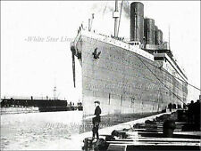 Rarest View Of The RMS Titanic: Isolated Still From Authentic Motion Clip, 1912