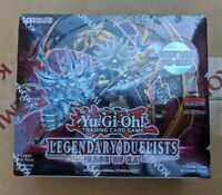 Yugioh! Legendary Duelists Rage of Ra Booster Box (Factory Sealed) Free Shipping