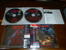 Annihilator / Suicide Society JAPAN 2CD SHMCD 1ST PRESS!!!!! *F