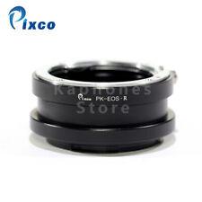 Pixco Adapter For Pentax K PK Lens To Canon EOS R RP Full Frame Mirrorless