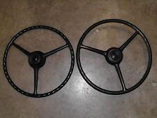 Steering Wheel For John Deere 330 430 435 440 Tractors