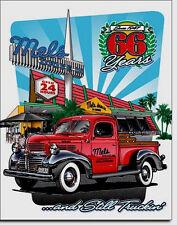 Américain Dîner Drive-In Restaurant Affiche Déco Plaque Repro Dodge Camion 686