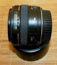 Canon EF 1,4/50mm Ultrasonic Neuwertig!