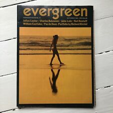 Evergreen Review Magazine #70 September 1969: Charles Bukowski, Nat Hentoff