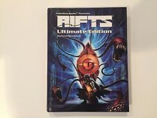 Rifts Ultimate Edition RPG Hardcover Palladium Books Kevin Siembieda