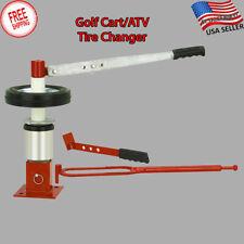 Golf Carts Tire Changer Atv Utv & Other Small Vehicles Bead Breaker Tool Auto
