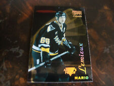 1996-97 Pinnacle Zenith Hockey---#114 Mario Lemieux---Artist's Proof