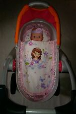 Adorable Dolls Pram Set - made to fit the Quinny  prams or very small prams