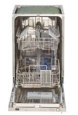 PKM Geschirrspüler Spülmaschine vollintegriert B: 45cm x H: 81,5cm 49dB DW9-7FIA