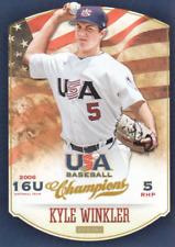 2013 Panini USA Baseball Champions #111 Kyle Winkler