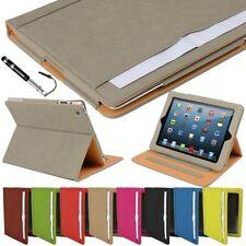 For Apple iPad 4 3 2 Smart Leather Case Auto Sleep Wake Stand Folder Cover