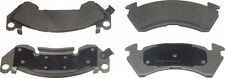 Wagner MX614 Front Premium Semi Metallic Brake Pads