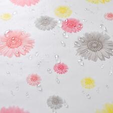 Fresh Daisy Self Adhesive Contact Paper Shelf Drawer Liner Anti-slip Wallpaper