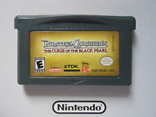 PIRATES OF THE CARIBBEAN * NINTENDO GAMEBOY ADVANCE SP DS 100% GENUINE