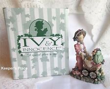 Ivy & Innocence Lucinda'S Bundle Of Joy Victorian By Case Art With Box 1997