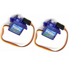 2 X Turnigy TG9e 9g Micro Servo RC Plane Helicopter Quad Copter Car Boat UK HXT
