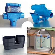 3P Regenwasserfilter - Kompaktfilter Spar Set, für den Einbau in die Zisterne
