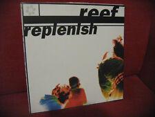 REEF REPLENISH LP 1995 RARO -GATEFOLD-HARD-BLUES-ROCK