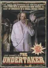 THE UNDERTAKER horror *CODE RED DVD NEW* cult ALTERNATE CUT Joe Spinell  80's