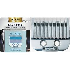 NEW ANDIS IMPROVED MASTER CLIPPER BLADE SET (#22) #01556
