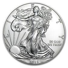 2015 1 oz Silver American Eagle BU - SKU #84913