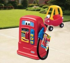 Little Tikes Cozy Pumper Children's Fill Up Petrol Pump Coupe Car Gas Station