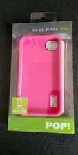Case-Mate Pop! Case With Stand For Apple iPhone 4/4S -  Pink