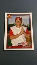 ADAM DUNN 2006 TOPPS WAL-MART EXCLUSIVE BASEBALL CARD # WM28 A9252