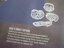 Loot Crate alone leggendario di formine per biscotti Halo 3 Loot Crate NUOVO IN SCATOLA