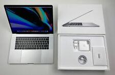 """Apple MacBook Pro Retina 15,4"""" TOUCHBAR i7 2,6 Ghz 256 GB SSD 16 GB Ram SILBER"""