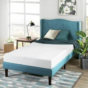 Zinus 6 Inch Green Tea Memory Foam Mattress / CertiPUR-US Certified / Bed-in-a-B