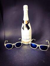 MOET Chandon Ice Imperial Champagne 0,75l 12% vol + 2 Occhiali da SOLE Donna Uomo
