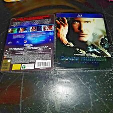 Blade Runner Blu-ray Limited Edition Exclusive Final Cut Steelbook New & Sealed+
