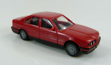 BMW 520 i rot Wiking 1:87 H0 ohne OVP [HB7-D9]