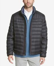 Tommy Hilfiger Men's Down Quilted Packable Jacket - Black US Medium Chest 44""
