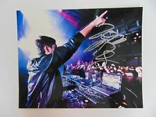 """Clarity"" DJ Zedd Hand Signed 10X8 Color Photo Todd Mueller COA"